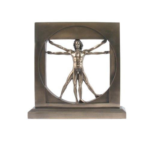 Man Bronze Statue - 5
