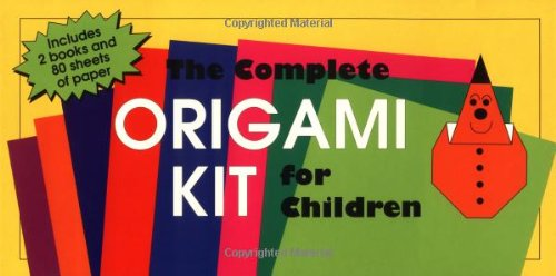 Complete Origami Kit for Children