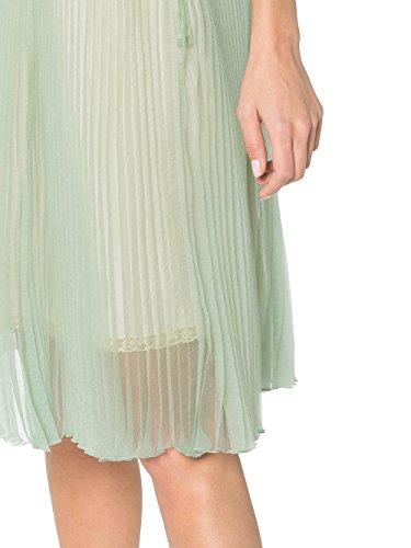 Prada Femme P147N1QLQF0194 Vert Polyester Jupe