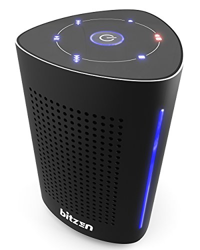 Bluetooth Computer Speaker – Wireless Bluetooth Speaker – Bluetooth Speaker for Women Men – Audio Bluetooth Speaker for iPhone Android Laptop – True Wireless Speakers – Portable Bluetooth Speakers by Bitzen (Image #9)