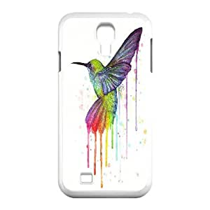 Beautiful & cute bird,Hummingbird Case Cover Best For SamSung Galaxy S4 Case KHRN-T530482