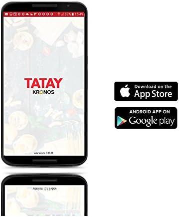 Tatay 1187100 Contenedor De Alimentos Rectangular Con Código Qr Y ...
