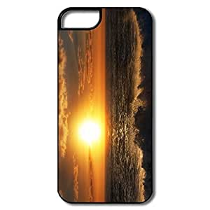 Customize Section Slim Case Sunset Over Tasman Sea IPhone 5/5s Case For Friend