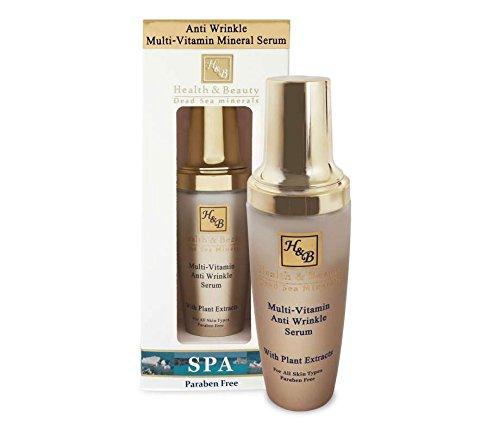 Health & Beauty Dead Sea Anti Wrinkle Mineral Serum