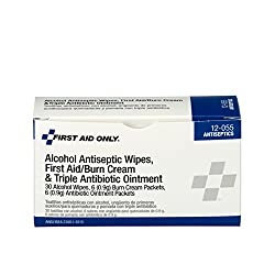 First Aid Only Antiseptic Pack