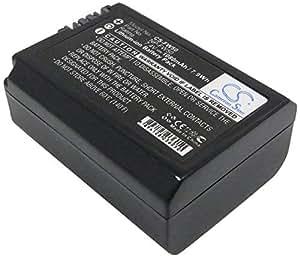 Cs-fw50 Camera Battery For Sony Np-fw50