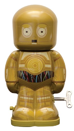 Star Wars Tin C-3PO Wind