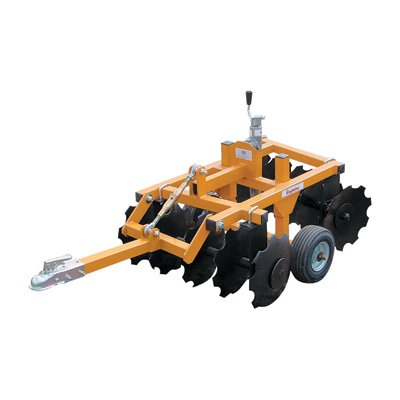 King Kutter Tow-Behind Garden Tractor/ATV Compact Disc - 33in. Working Width, Model# 14-10-CD-YK by King Kutter