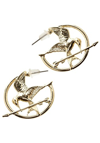 Hunger Games Mockingjay Earrings Standard