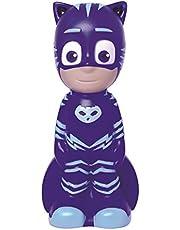 Lexibook PJ Masks Catboy Yoyo LED-nachtlamp voor kinderen, Zakformaat, Batterij, Blauw/Purper, NLJ001PJM1