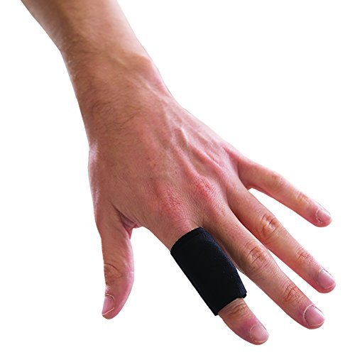 Polar Ice Compression Finger Sleeve, Cold Therapy Ice Pack, Large