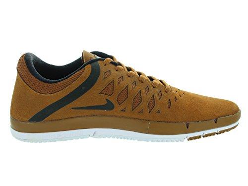 Nike Mens Gratis Sb Skate Schoen Ale Bruin / Zwart / Wit