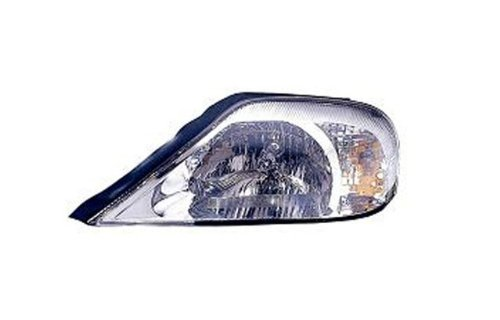 Mercury Sable Replacement Headlight Assembly - 1-Pair