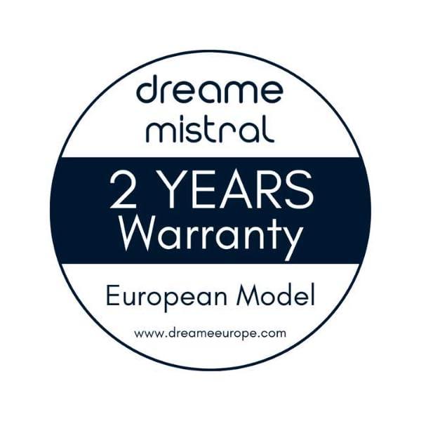 Dreame V10 Mistral Plus – Aspirapolvere Senza Fili, Modello Europeo, 100.000 Giri, 450W, 60 Minuti, 150AW, Bianco 7 spesavip