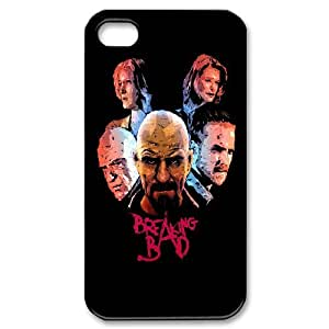 Breaking Bad For iPhone 4,4S Csae protection phone Case ST030614