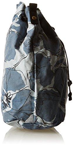 Timberland Tb0m5385, Bolso Saco para Mujer, 16.5x31x27 cm (W x H x L) Azul (Stone Azule)