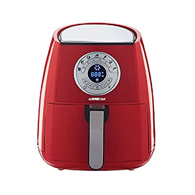 GoWISE USA 3.7-Quart 7-in-1 Air Fryer