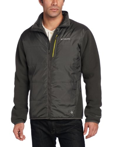 Endeavor Full Zip Jacket (Columbia Men's Climb It Full Zip Shirt, Deep Woods, XX-Large)