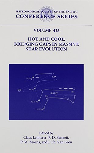 Hot and Cool: Bridging Gaps in Massive-Star Evolution (Astronomical Society of the Pacific Conference)