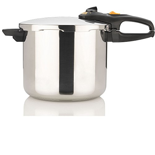 Fagor DUO 10 Quart - Multi-Setting Pressure Cooker and Canner with Accessories, Polished Stainless Steel - 918060796 by Fagor (Image #8)