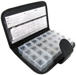 7 Day Pill Wallet Organizer