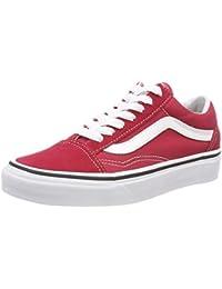 Old Skool Sneaker Skate Red