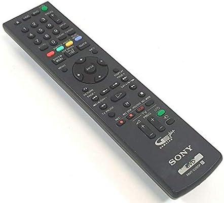 Sony RMT-D250P/RMT-D248P auténtica mando a distancia para DVD ...