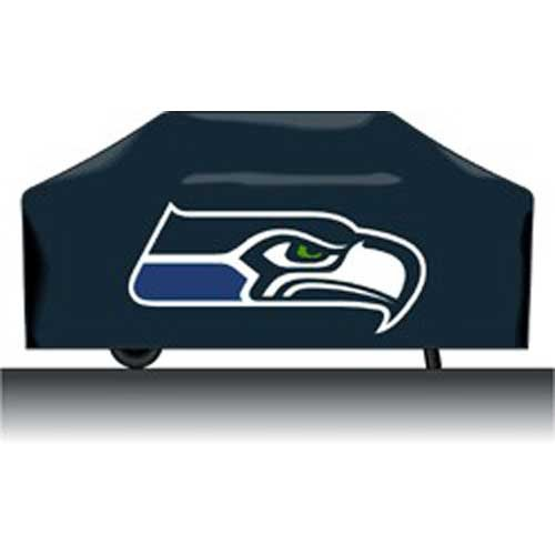 NFL Licensed Deluxe Grill Covers - Seattle Seahawks by Rico Industries