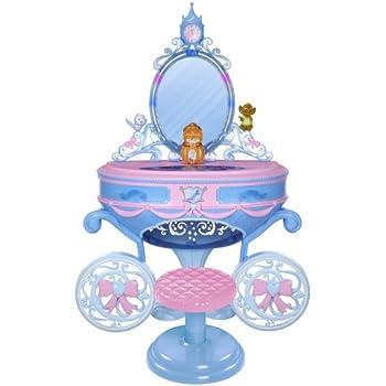 Amazon Com Disney Princess Sparkling Light Amp Sound Vanity