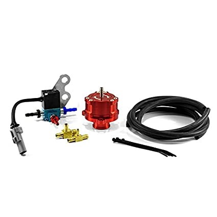Amazon.com: Boomba Racing Boost Operated Blow Off Valve Red for 2014+ Ford Fiesta ST: Automotive