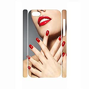 Classic Girly Hipster Lip Print Phone Accessories for Iphone 5C Case