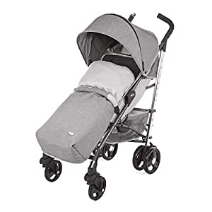 Chicco liteway 3 silla de paseo ligera y compacta 7 5 kg color gris vaquero titanium - Silla paseo compacta ...