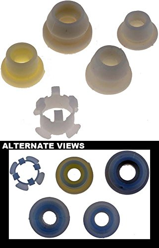 APDTY 25152 Pedal And Shift Linkage Bushing Assortment