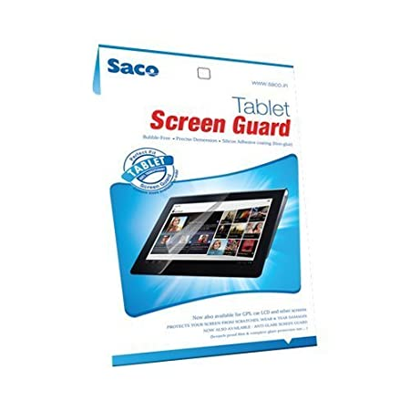 Saco Tablet Screen Protector for Lenovo Yoga Tab 3 YT3X50L Screen Guard Tablet Accessories