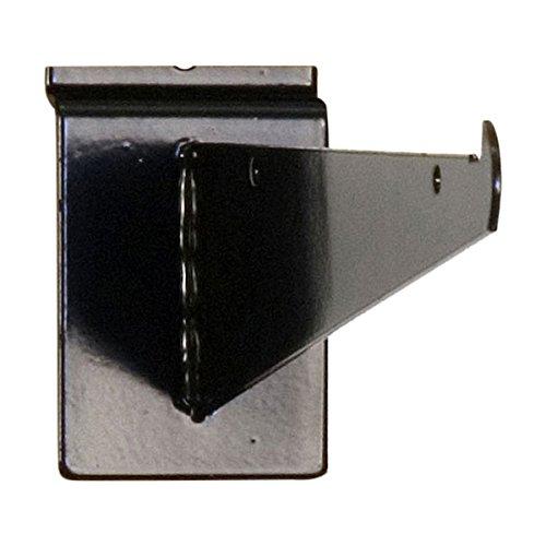 - KC Store Fixtures A01711 Slatwall Shelf Bracket, 8