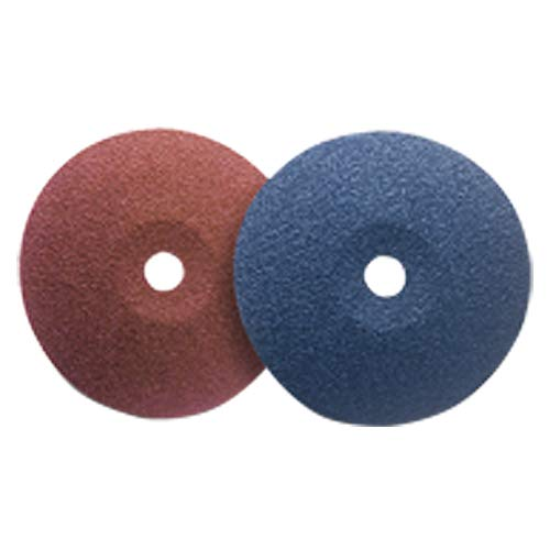 7''-36 Grit - Zirconium - Coated Abrasive - Resin Fibre Disc (Pack of 25)