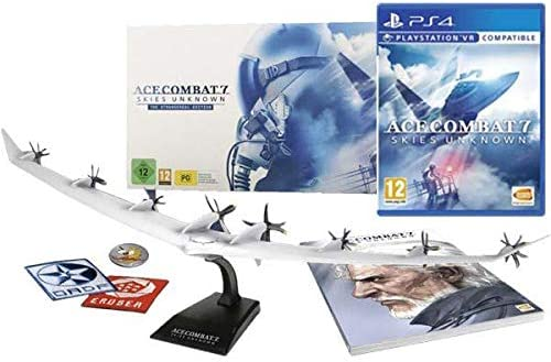 Ace Combat 7 Skies Unknown Collectors Edition Ps4 Buy Online At Best Price In Uae Amazon Ae
