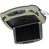 Vission AM-RDI13 13.3 High Definition LED Overhead DVD/USB/SD Rear-Seat Entertainment System