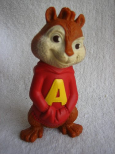 Can Alvin 46 the chipmunks toys sitting