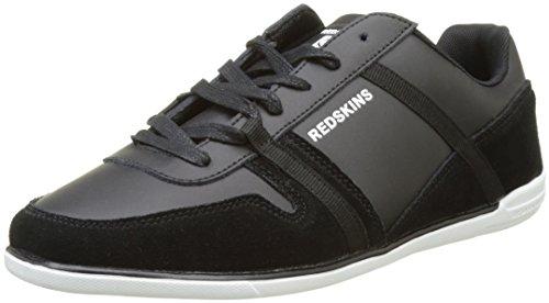 Nero Nero basse Sneakers da Redskins Idriss uomo wAq7R