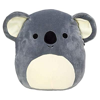 Squishmallow Kirk The Koala 8 Inch Stuffed Plush Toy: Toys & Games