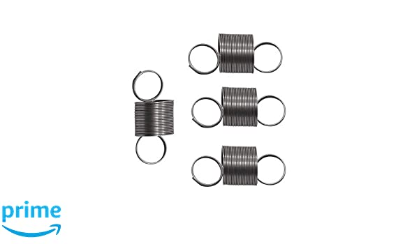 W10400895 Washer Suspension Spring Fits for Whirlpol Maytag Kenmore Washing Machine,replaces 1938554, AH3497596, EA3497596, PS3497596, LP22618(4pcs