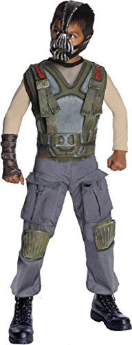 [Rubie's Big Boy's Bane Child Deluxe Costume Large] (Deluxe Bane Costumes)