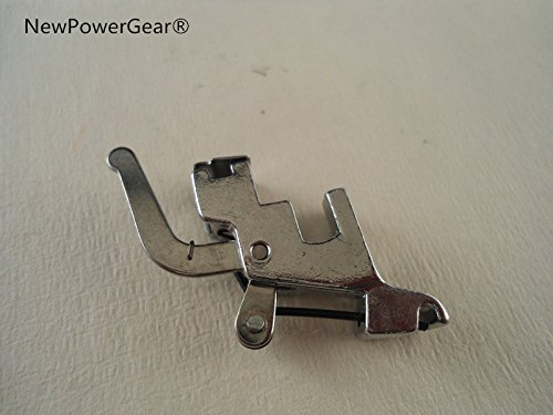 NewPowerGear New SNAP ON TRIGGER RELEASE ANKLE Replacement for Sew Machine Brother XL Series XL-2600i, XL-2610, XL3010, XL3022, XL3025, XL3027, XL3030
