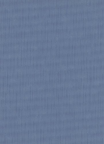 (Erismann Glossy - Scandinavian Air Traditional Design Blue Wallpaper Roll)