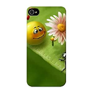 [48cc78f5537]premium Phone Case For Iphone 5/5s/ Bugs In Love Tpu Case Cover(best Gift Choice)