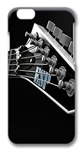 3D Guitar PC Case Cover for iPhone 6 4.7inch