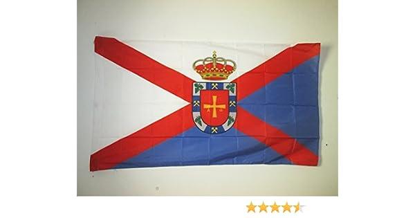 AZ FLAG Bandera de EL BIERZO 150x90cm para Palo - Bandera DE EL ...