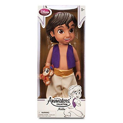 Disney Animators' Collection Aladdin Doll - 16'' - New in Box
