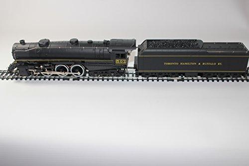 trains Mehano, 23017 Loco 4-6-4 HUDSON TH&B, model, H0 - Scale Ho Hudson